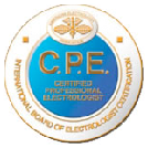 Certified Professional Electrologist Seal